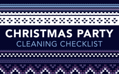 The Christmas Cleaning Checklist