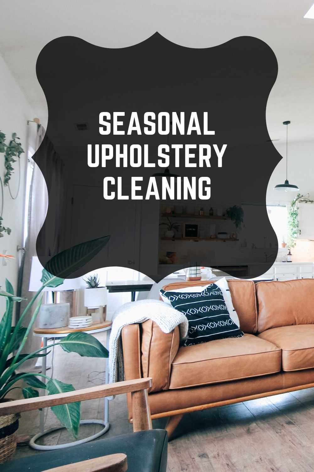 seasonal cleaning graphic